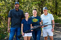 BEAR - Be A Resource - hosts Clays for Kids at the Greater Houston Gun Club on October 1, 2019