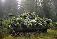- NATO Exercises in Germany, Belgian Army YPR-765 armored infantry fighting vehicle (September 1986)<br /> <br /> - Esercitazioni NATO in Germania, veicolo da combattimento per fanteria meccanizzata YPR-765 dell'Esercito Belga  (Settembre 1986)