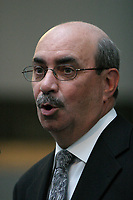 June 29 2004 File Photo, Montreal (Qc) Canada <br /> <br /> Real Raymond, CEI Banque National du Canada / National Bank of Canada<br /> Photo : (c) 2004, Pierre Roussel