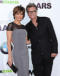 Lisa Rinna and Harry Hamlin attends The Warner Bros. L.A. Premiere of Veronica Mars Movie held at The TCL Chinese Theatre in Hollywood, California on March 12,2014                                                                               © 2014 Hollywood Press Agency