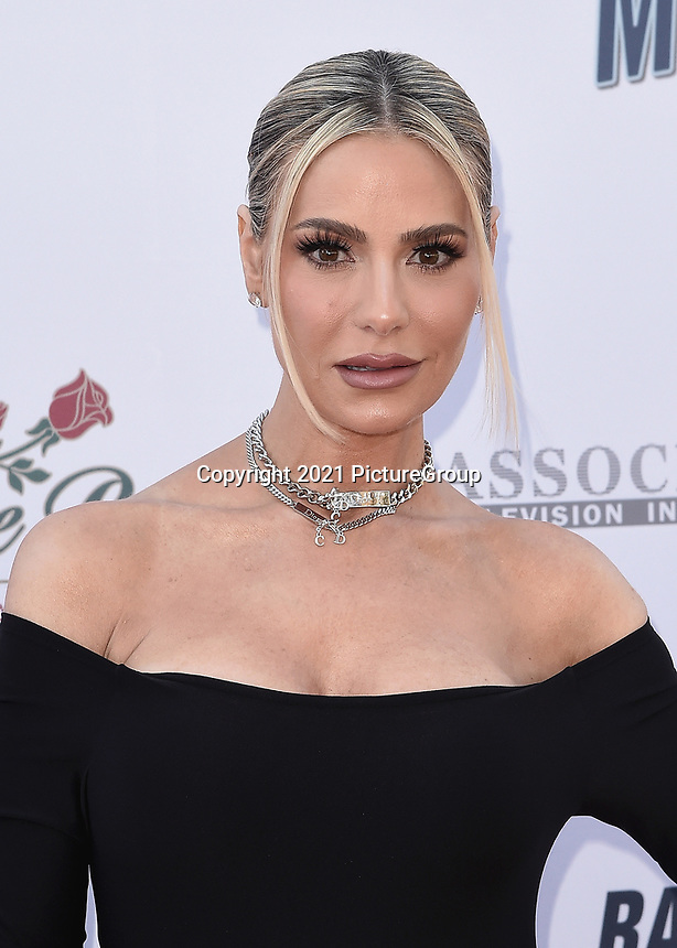 PASADENA, CA - JUNE 4:  Dorit Kemsley at the 28th Annual Race to Erase MS Drive-In Gala at The Rose Bowl in Pasadena, Friday, June 4, 2021 (Photo by Scott Kirkland/PictureGroup)