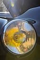 22/02/12 - VENDENESSE - SAONE ET LOIRE - FRANCE - Essais de la DELAHAYE Type 180 ayant appartenu a Maurice THOREZ, voiture officielle du Parti Communiste en 1937. Carrosserie blindee par les ateliers CHAPRON - Photo Jerome CHABANNE