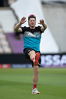 Henry Nicholls, New Zealand, during a training session ahead of the ICC World Test Championship Final at the Hampshire  Bowl on 17th June 2021