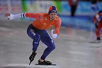 SPEEDSKATING: ERFURT: 20-01-2018, ISU World Cup, 1000m Men Division B, Michel Mulder (NED), photo: Martin de Jong