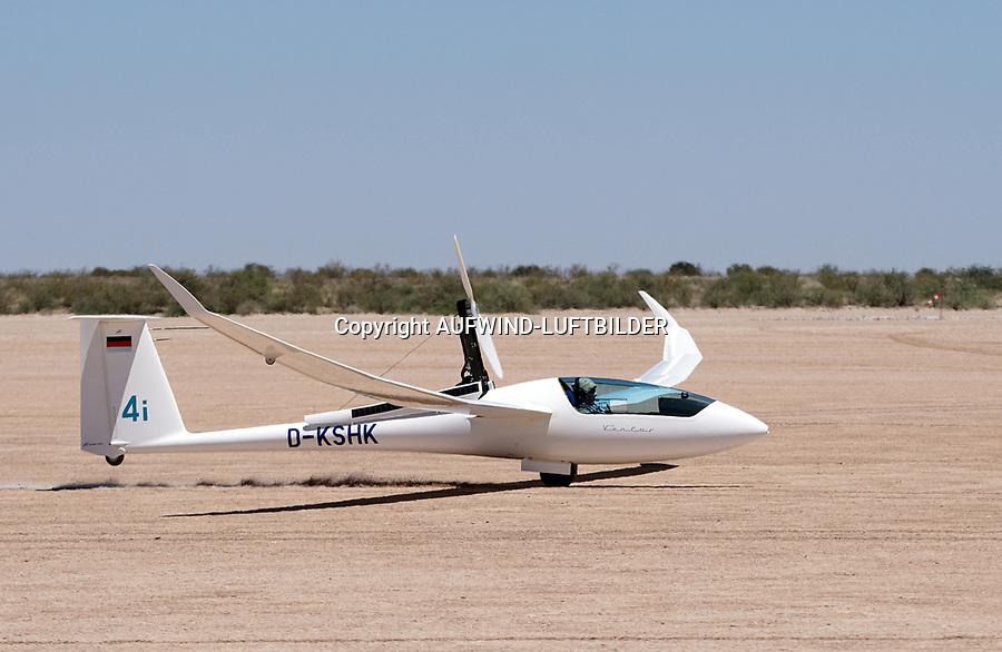 Ventus 3 MAFRIKA, NAMIBIA: Ventus 3 M startet in Bitterwasser