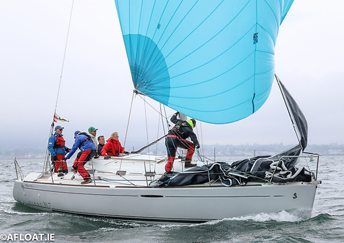 Michael Blaney's After You Too from the Royal St. George Yacht club finished third overall.