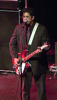 Pictured: Rusty Squeezebox 20 March 2004<br /> Re: Love with Arthur Lee at the Brycheiniog Theatre in Brecon, Powys, Wales, UK