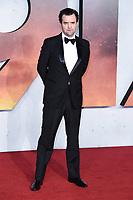 "Daniel Mays<br /> arriving for the Royal Film Premiere of ""1917"" in Leicester Square, London.<br /> <br /> ©Ash Knotek  D3543 04/12/2019"