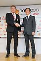 Yokohama F Marinos vs Manchester United - Press Event to Announce July 2013 Game