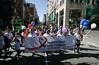 Montreal (qc) CANADA -sept 16 2007 file Photo- Walk for the Farha Fondation