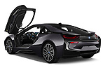 Car images close up view of a 2019 BMW i8 Base 2 Door Coupe doors
