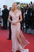 UMA THURMAN - RED CARPET OF THE OPENING CEREMONY AND OF THE FILM 'LES FANTOMES D'ISMAEL' AT THE 70TH FESTIVAL OF CANNES 2017