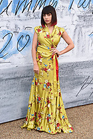 LONDON, UK. June 25, 2019: Charlie XCX arriving for the Serpentine Gallery Summer Party 2019 at Kensington Gardens, London.<br /> Picture: Steve Vas/Featureflash