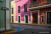 Old San Juan, Puerto Rico<br /> September 10, 2021<br /> <br /> Old San Juan at sunrise.