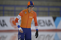 SPEEDSKATING: Calgary, The Olympic Oval, 08-02-2020, ISU World Cup Speed Skating, 500m Ladies Division B, Letitia de Jong (NED), ©foto Martin de Jong