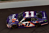 Monster Energy NASCAR Cup Series<br /> Brickyard 400<br /> Indianapolis Motor Speedway, Indianapolis, IN USA<br /> Sunday 23 July 2017<br /> Denny Hamlin, Joe Gibbs Racing, FedEx Cares Toyota Camry<br /> World Copyright: Nigel Kinrade<br /> LAT Images