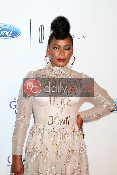 Aunjanue Ellis<br /> at the 41st Annual Gracie Awards Gala, Beverly Wilshire Hotel, Beverly Hills, CA 05-24-16<br /> David Edwards/DailyCeleb.com 818-249-4998