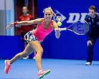 Rotterdam, Netherlands, December 18, 2016, Topsportcentrum, Lotto NK Tennis,  Aranxta Rus (NED) <br /> Photo: Tennisimages/Henk Koster