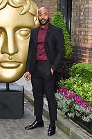 Arinze Kene<br /> at the BAFTA Craft Awards 2017 held at The Brewery, London. <br /> <br /> <br /> ©Ash Knotek  D3255  23/04/2017