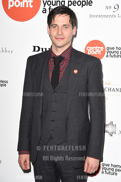 Rob James-Collier arrives for The Downton Abbey Ball 2015 in aid of Centrepoint charity at the Savoy Hotel, London. 30/04/2015 Picture by: Steve Vas / Featureflash