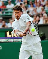24-06-10, Tennis, England, Wimbledon, Robin Haase