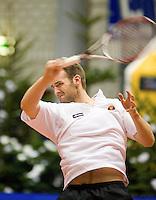 12-12-08, Rotterdam, Reaal Tennis Masters, Michel Koning