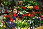 Elenor Groves florist at Elenor's Florist, Tralee