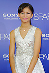 HOLLYWOOD, CA - AUGUST 16: Zendaya Coleman arrives for the Los Angeles premiere of 'Sparkle' at Grauman's Chinese Theatre on August 16, 2012 in Hollywood, California. /NOrtePHOTO.COM.... **CREDITO*OBLIGATORIO** *No*Venta*A*Terceros*..*No*Sale*So*third* ***No*Se*Permite*Hacer Archivo***No*Sale*So*third*