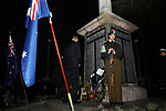 NELSON, NEW ZEALAND -APRIL 25: Anzac Day Sunday 25  April 2021, ,Nelson New Zealand. (Photo by Evan Barnes Shuttersport Limited)