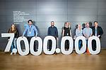 7 Million farþegi - Isavia