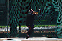 4 May 2008: Stanford Cardinal Melissa Yunghans during Stanford's Payton Jordan Cardinal Invitational at Cobb Track & Angell Field in Stanford, CA.