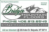 Bridger Mountain Floors (Hp)