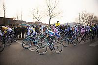 3 Days of De Panne.stage 3a: De Panne - De Panne ..Mark Cavendish (GBR) starting..