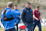 St Johnstone Training…28.04.17<br />