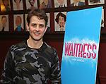 "Joey McIntyre and Eddie Jamison join Broadway's ""Waitress"""