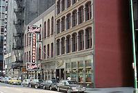 Chicago: The Berghoff Restaurant, Adams St. Photo '88.