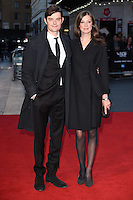 """Sam Riley<br /> at the London Film Festival 2016 premiere of """"Free Fire at the Odeon Leicester Square, London.<br /> <br /> <br /> ©Ash Knotek  D3182  16/10/2016"""