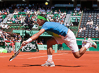 28-05-10, Tennis, France, Paris, Roland Garros, Nadal