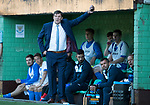 FK Trakai v St Johnstone…06.07.17… Europa League 1st Qualifying Round 2nd Leg, Vilnius, Lithuania.<br />Tommy Wright looks on<br />Picture by Graeme Hart.<br />Copyright Perthshire Picture Agency<br />Tel: 01738 623350  Mobile: 07990 594431