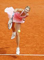 4-6-06,France, Paris, Tennis , Roland Garros, Sharapova