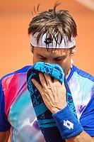 France, Paris, 31.05.2014. Tennis, French Open, Roland Garros, David Ferrer (ESP)<br /> Photo:Tennisimages/Henk Koster
