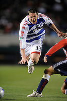 FC Dallas forward Kenny Cooper during game against Chivas USA at Home Depot Center stadium in Carson, California on Saturday April 25, 2009. .