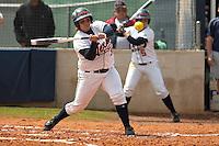 SAN ANTONIO, TX - MARCH 15, 2009: The University of Texas at Arlington Mavericks vs. The University of Texas at San Antonio Roadrunners Softball at Roadrunner Field. (Photo by Jeff Huehn)