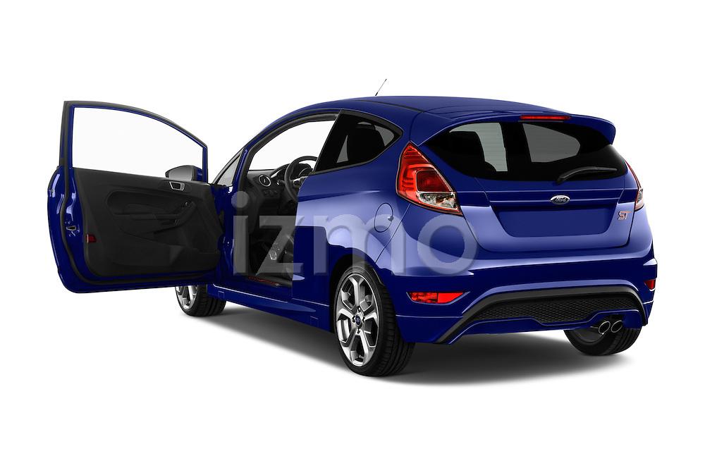Car images of a 2014 Ford FIESTA ST MT 2WD 3 Door Hatchback 2WD Doors
