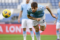 Francesco Acerbi of SS Lazio in action during the Serie A football match between SS Lazio and ACF Fiorentina at Olimpico stadium in Roma (Italy), January 6th, 2021. Photo Andrea Staccioli / Insidefoto