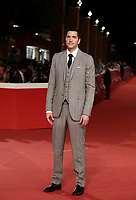 "Il regista statunitense Drew Goddard, al suo arrivo per la proiezione del film ""Bad Times at the El Royale"", posa sul red carpet di apertura della 13 edizione della Festa del Cinema di Roma, 18 ottobre 2018.<br /> US director Drew Goddard poses as he arrives for the screening of the film ""Bad Times at the El Royale"" during the 3th Rome Film Festival opening red carpet in Rome, October 18, 2018.<br /> UPDATE IMAGES PRESS/Isabella Bonotto"