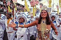 Carnaval em Belém .<br /> 1985<br /> Foto Paulo Santos