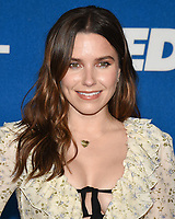 """15 July 2021 - West Hollywood, California - Sophia Bush. Apple's """"Ted Lasso"""" Season 2 Premiere held at the Pacific Design Center. Photo Credit: Billy Bennight/AdMedia"""