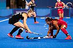 Stacey Michelsen. Women's Pool B match between New Zealand and Japan, Oi Hockey Stadium, Tokyo, Japan, Monday 26 July 2021. <br /> Photo: AlishaLovrich/HockeyNZ/www.bwmedia.co.nz