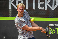 Rotterdam, Netherlands, August 22, 2017, Rotterdam Open, Botic van de Zandschulp (NED)<br /> Photo: Tennisimages/Henk Koster